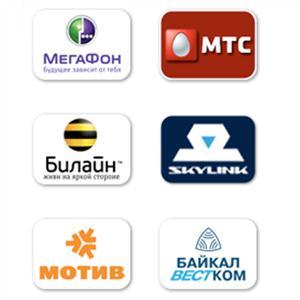 Операторы сотовой связи Кадыкчана